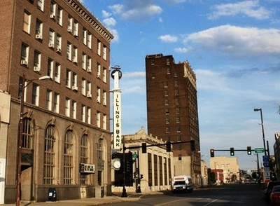 East St. Louis Downtown