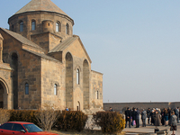 Mother Cathedral of Holy Etchmiadzin and  Zvartnots Cathedral