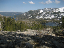 Echo Lakes Trailhead