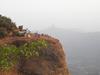 Echo Point Close Up - Matheran - Maharashtra - India