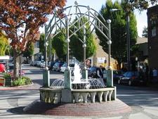 Edmonds Fountain