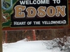 Edson Sign