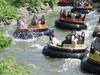 The Piraña, A River Rafting Ride