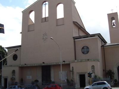 Santi Fabiano E Venanzio A Villa Fiorelli