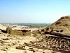 Egypte Deir El Medinah Met Tempel Hathor