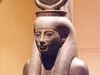 Statue Of Hathor