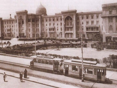 Egyptian Presidential Palace Heliopolis