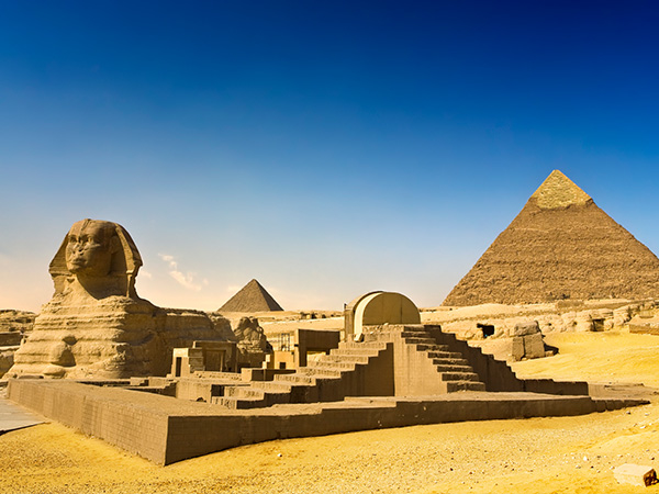 Cairo Pyramids & Alexandria & Nile Cruise by Flight Photos