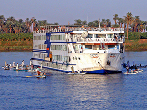 Egypt Nile Cruise Holiday Fotos