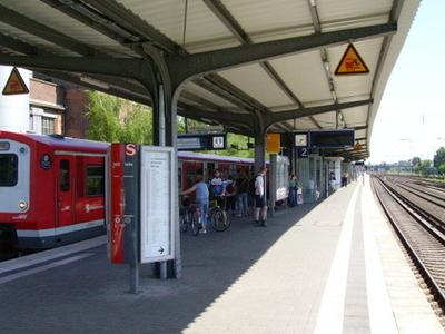 Eidelstedt Railway Station