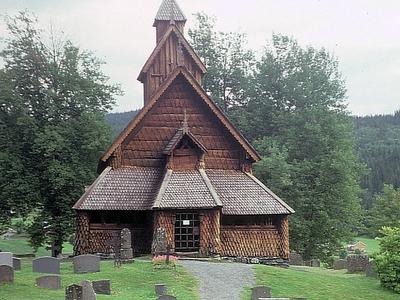 Eidsborg Stave Church