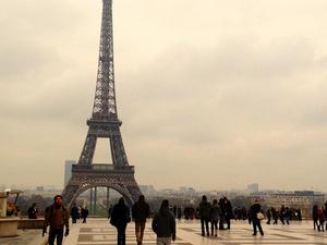 Paris Highlights Tour Fotos