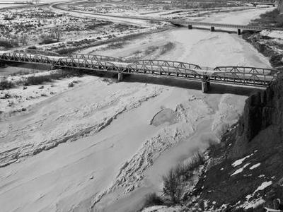 Western Side Of The EJZ Bridge