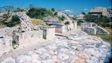 Ek' Balam Acropolis - Yucatán - Mexico