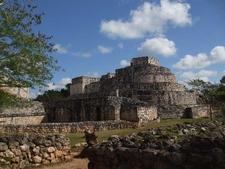 Ek' Balam Palace - Yucatán - Mexico