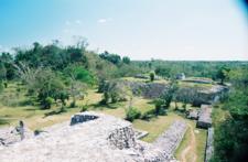 Ek' Balam Structures - Yucatán - Mexico