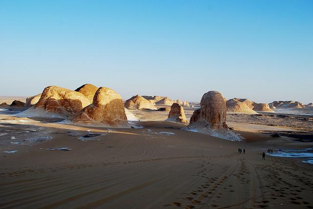 2 Days White Desert and Bahariya Oasis Tour Photos