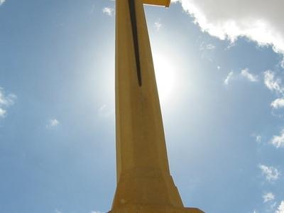 El  Alamein  Commonwealth  Denkmal
