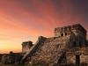 El Castillo In Coba Near Tulum