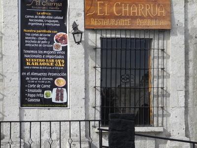 El Charrua - Arequipa