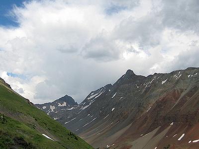 El Diente Peak