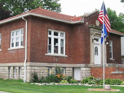 Eldon Carnegie Public Library