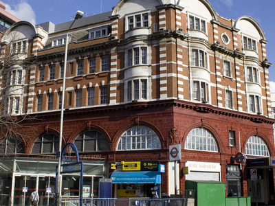 Elephant And Castle Bakerloo Line Station