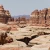 Elephant Canyon - Trail Druid Arch