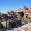 Elephant Hill Trail - Canyonlands - Utah - USA
