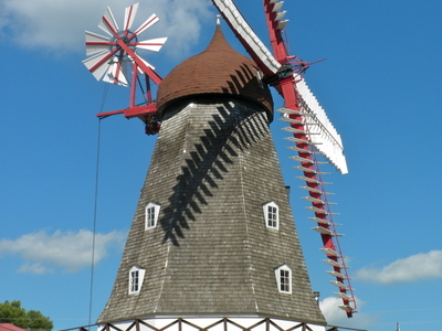 Elk  Horn  Iowa  Windmill