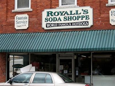 Elkin Soda Shop