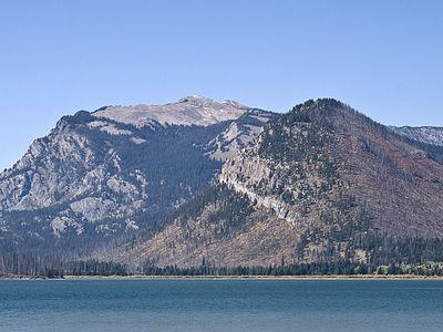 Elk Mountain - Grand Tetons - Wyoming - USA
