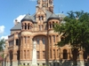 Ellis County Courthouse In Waxahachie