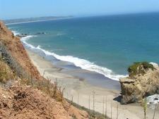 El Matador State Beach Shore