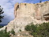 Sandstone Bluff At El Morro