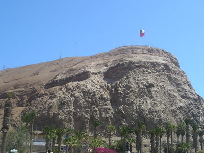 View Of Morro De Arica