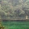 Emei Suspension Bridge