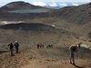 Emerald Lakes To Ketetahi Hut Track - Tongariro National Park - New Zealand