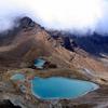 Mangatepopo Hut to Emerald Lakes Track