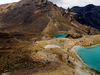 Emerald Lakes Views - Tongariro