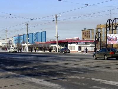 Emirtau Avenue Of The Republic