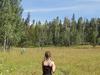 Emma Matilda Lake Trail - Grand Tetons - Wyoming - USA