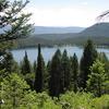 Emma Matilda Lake View - Grand Tetons - Wyoming - USA