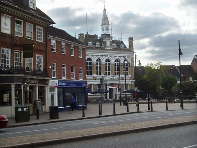 England Surrey Staines Cityhall