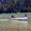 Enjoying String Lake