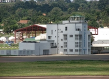 Entebbe Old Tower