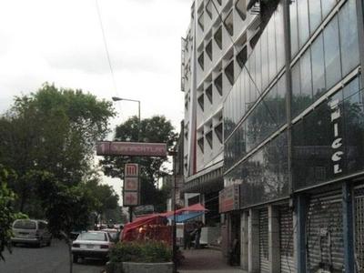 Entrance Metro Juanacatlan