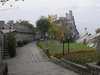 Entrance To Guaita Fortress