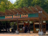 Entrance To John Ball Zoo