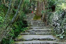 Entrance To Kozanji Temple